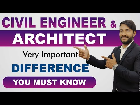 Who is better civil engineer or architect ?