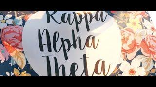 Kappa Alpha Theta UBC Recruitment Video 2019
