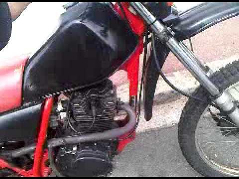 Moteur 200 Cc Pour 125 Xls 125 Xlr 125 Nx Cityfly Youtube
