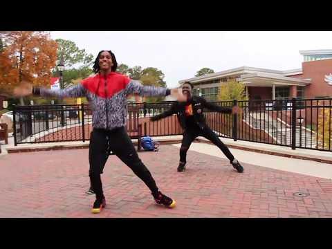 21 Savage & Metro Boomin - My Choppa Hate N****s (Official Dance Video)