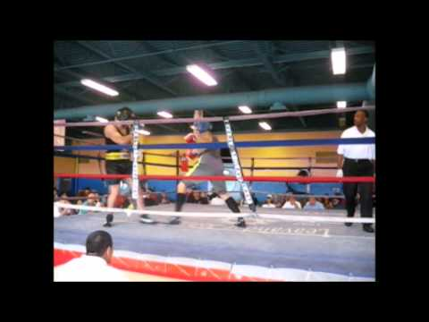 "Amateur Boxing ""Brawl for Fall"" in Atlantic City, New Jersey"