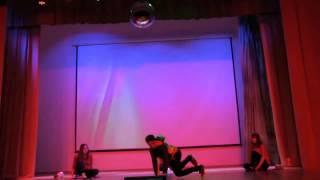 Репортаж об Общешкольном фестивале танцев