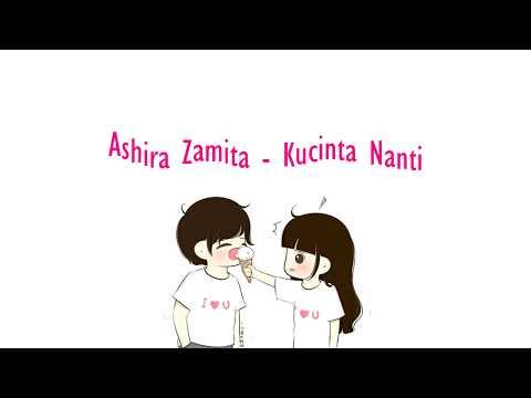 Ashira Zamita - Kucinta Nanti Lirik Cover Animasi