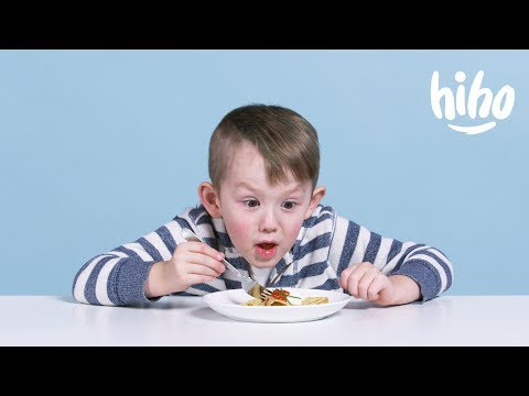 Thumbnail: Kids Try Russian Food