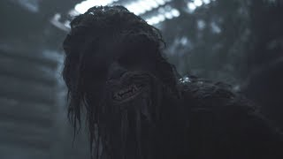 Solo A Star Wars Story / Han Meets Chewie Scene (Han Solo vs Chewbacca)