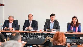 Ο Δ. Κυριακίδης πρόεδρος δημοτικού συμβουλίου Κιλκίς-Eidisis.gr webTV