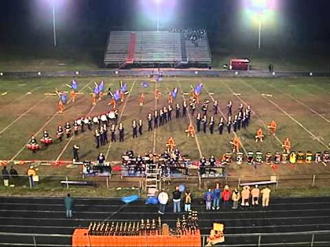 Harpeth High School Band 2002 *STATE CHAMPS*