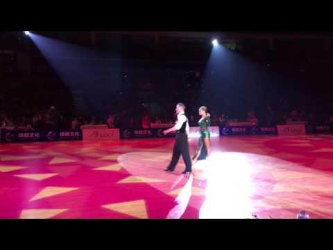 Imamedinov - Bezzubova / GER Grand Slam Latin Wuhan 2016 Jive Solo