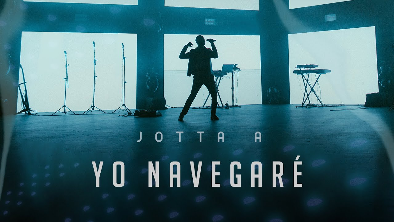 Download Jotta A - Yo Navegaré / Lléname - Medley (Video Oficial)
