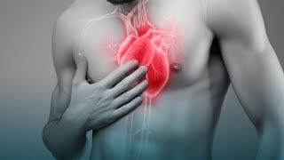 Ataque al período calambres corazón dolor de