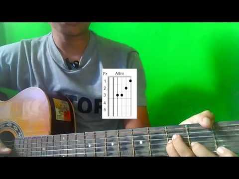 Tutorial Chord Gitar Lagu Luka --- Alika