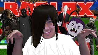 BECOME THE MOST SCARY GHOST in ROBLOX-Roblox Indonesia
