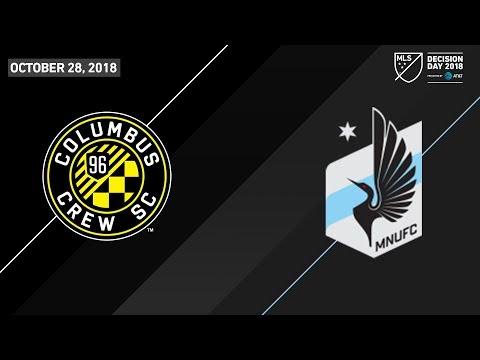HIGHLIGHTS: Columbus Crew SC vs. Minnesota United FC | October 28, 2018