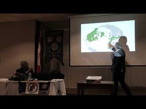 Part ΙΙI - Ν. Λυγερός: Στρατηγική ακύρωση του Προσυμφώνου των Πρεσπών. Τορόντο, 17/04/2019