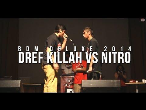 BDM Deluxe 2014 / 8vos de final / Dref killah vs Nitro