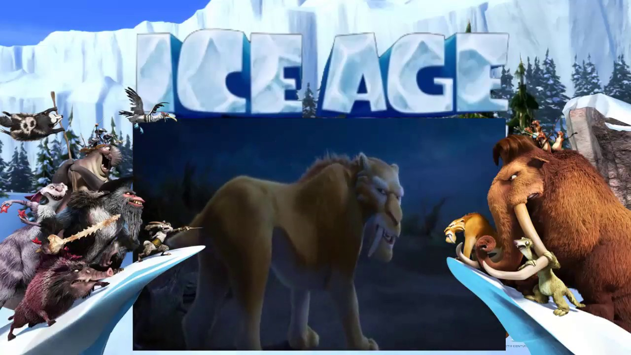 ice age 4 shira and diego meet