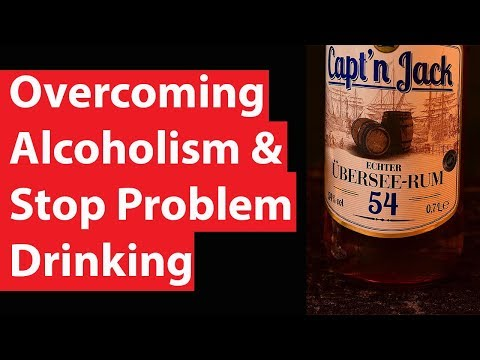 Hypnosis for overcoming alcoholism & stopping problem drinking
