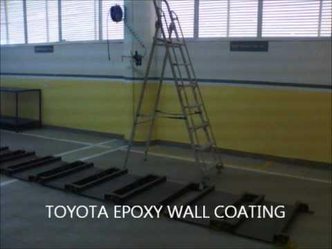 EPOXY FLOORING / EPOXY FLOOR PAINT / EPOXY COATING IN DELHI/ INDIA