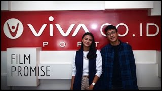 Video Dimas Anggara & Amanda Rawles Buka-bukaan soal Film Promise download MP3, 3GP, MP4, WEBM, AVI, FLV Oktober 2019