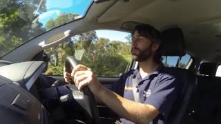 Isuzu MU-X LS-T | 2014 Car Review | NRMA Drivers Seat