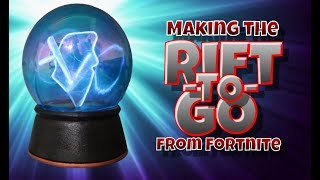 Making the Rift-to-Go from Fortnite