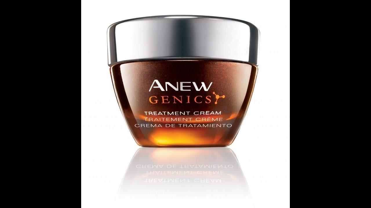 Avon Anew Genics