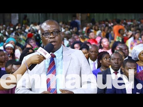 SCOAN 13/05/2018 Powerful life changing testimonies   (2 of 5) Sunday service Emmanuel tv