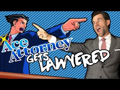 Real Lawyer Reacts to Phoenix Wright: Ace Attorney (Episode