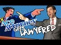 Real Lawyer Reacts to Phoenix Wright: Ace Attorney (Episode 1)