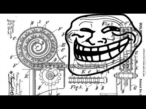 Exposing The Patent Trolls - The Ring Of Fire