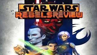 Star Wars Rebels Review - Season 3 Episode 1+2