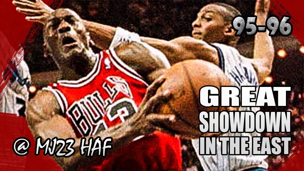newest ac8fd dc868 Michael Jordan vs Penny Hardaway Highlights vs Magic (1996.04.07)-52pts  Combined!MJ OUTPLAYED PENNY!