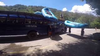 Raft One Whitewater Rafting on the Ocoee River