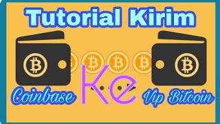 Cara Mengirim dari Coinbase ke Vip Bitcoin