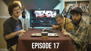 The Joystick Show #17 - We Spice Things Up! (with Chef Robert Rosario)