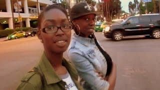 Лос-Анджелес утром и Лонг-Бич вечером | Vlog