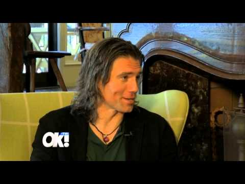 """OK! TV with Anson Mount of AMC's """"Hell on Wheels"""""""