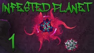 Infested Planet - Part 1 - Drake