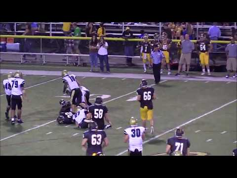 Greensburg Salem High School Football Highlights 2016