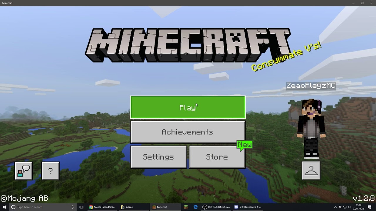 How to download shaders for minecraft windows 10 edition 1.15.1