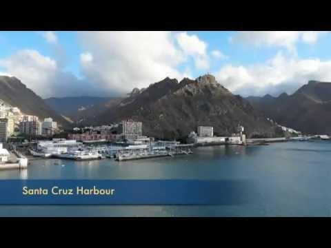 Welcome to Santa Cruz, Tenerife, Canary Islands