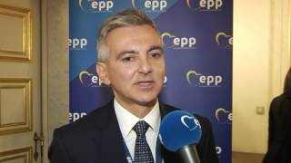 Interview with Simon Busuttil