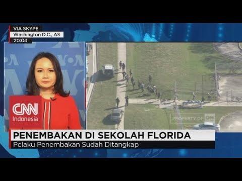 Penembakan di Sekolah Florida, 17 Siswa Tewas
