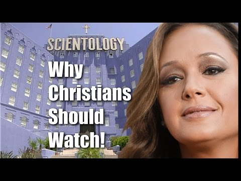 """Why Christians Should Watch """"Leah Remini's: Scientology - The Aftermath"""""""
