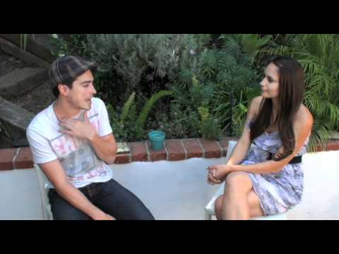 A Sit Down With Ben Feldman From His Backyard