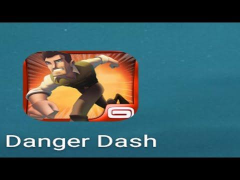 Best Game, Danger Dash Game, Game, Popular Game, Komo App Tech