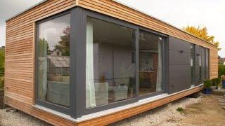 Miniappartments, Wohnwürfel, Container: Neue Antworten auf die Wohnungskrise
