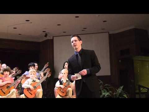 Guitar recital May 2012