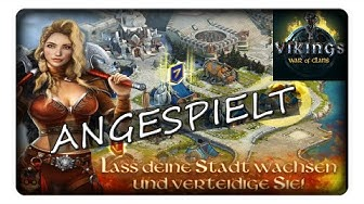 VIKINGS: WAR OF CLANS || Angespielt | Deutsch | German
