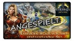 VIKINGS: WAR OF CLANS || Angespielt | Deutsch | German